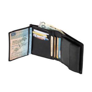 portfel skórzany duży