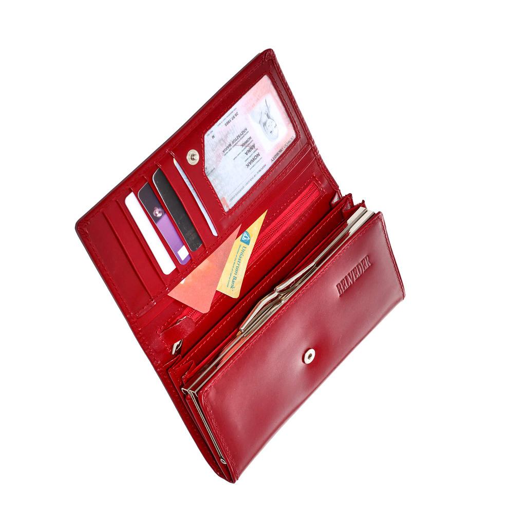 f246e3b310c8d czerwony portfel damski. czerwony portfel skórzany. portfel skórzany  czerwony. czerwona skóra na portfele