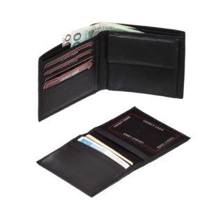 portfel z wizytownikiem