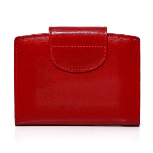 mały portfel skórzany