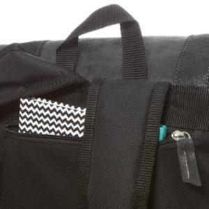 plecak skórzany na laptopa