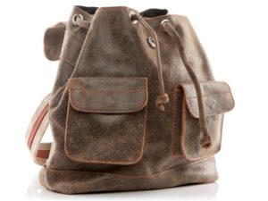 Plecak vintage bez
