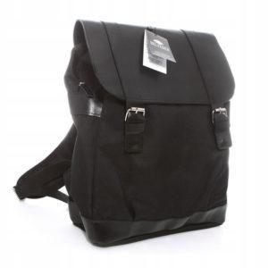 plecak laptopa czarny