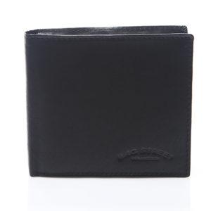 portfel męski czarny