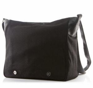 torba czarna canvas