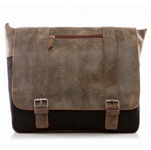 torba skórzana vintage