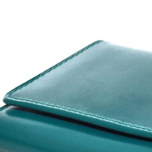 portfel turkusowy
