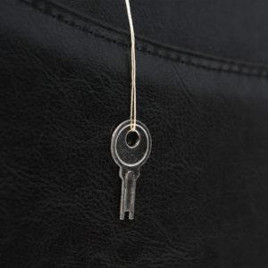 aktówka na klucz