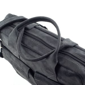 torba na laptopa ze skóry