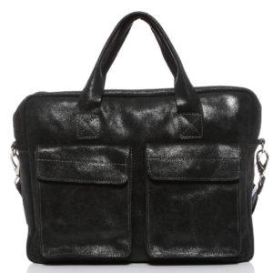 torba na laptopa czarna