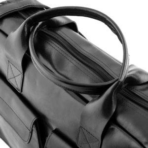 torba lakierowana do pracy