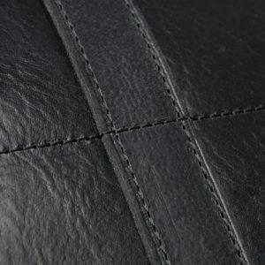 czarna skóra juchtowa