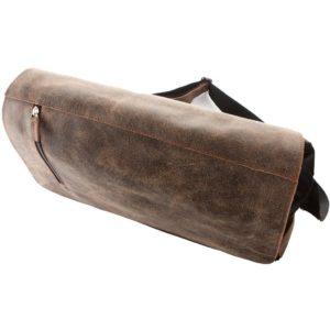 torba na ramię brązowa