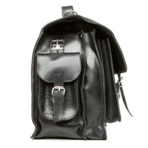 torba vintage czarna