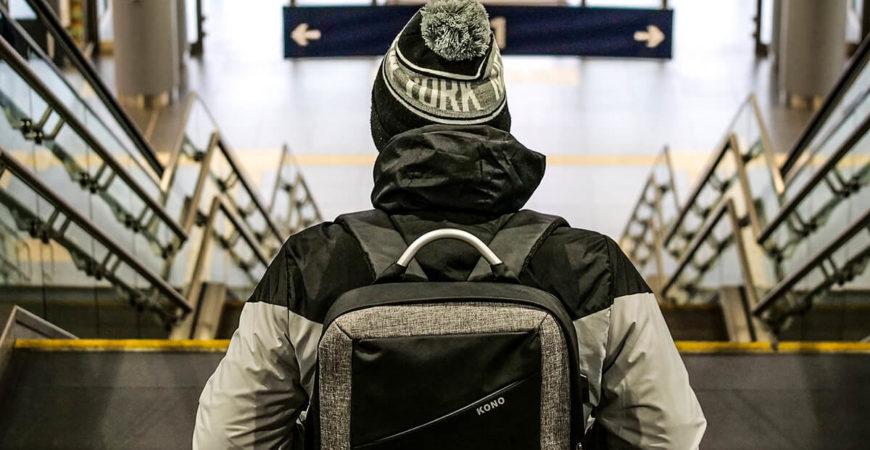 plecak podróżny