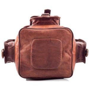 Plecak brązowy