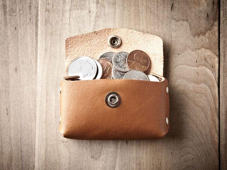 portfel podkówka nabilon