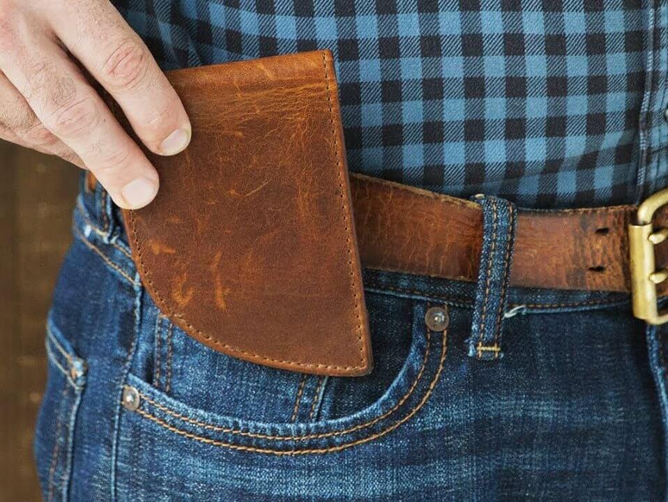 portfel podkówka