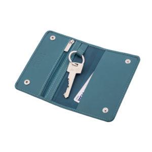 Etui na kluczyk turkusowe BK72
