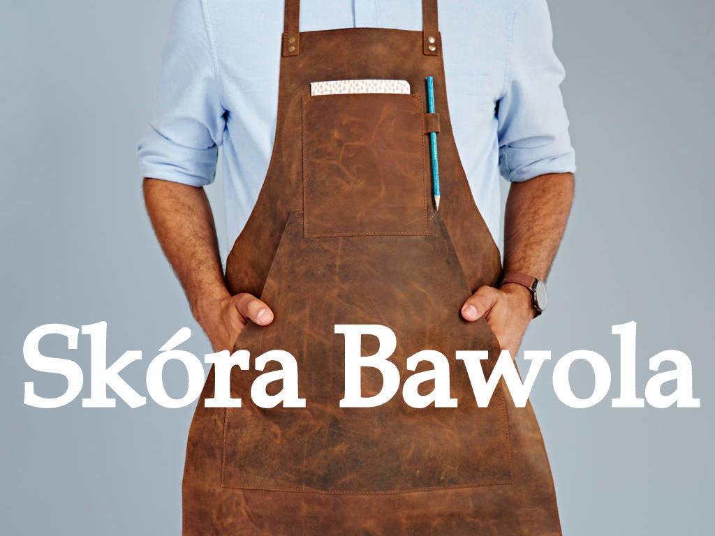 skóra bawola