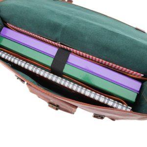 torba na laptopa vintage
