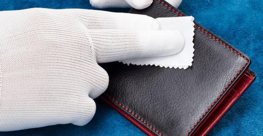jak wyczyścić portfel