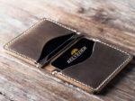portfel na karty i dokumenty męski
