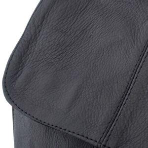 skora czarna na plecak
