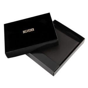 Cienki portfel męski skórzany