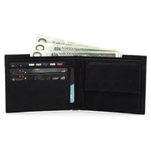 portfel męski Slim Wallet