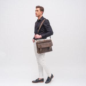 skórzane torby męskie