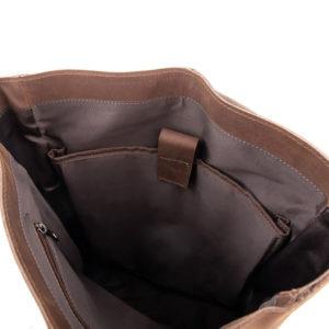 Plecak pojemny