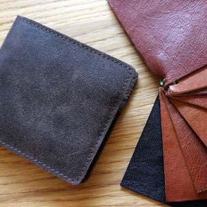 cienki portfel męski