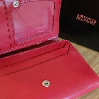 duży portfel damski