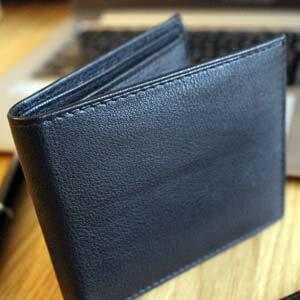 ekskluzywny portfel męski