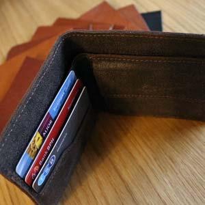 elegancki portfel męski