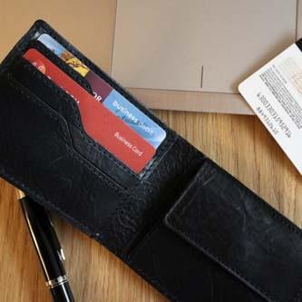 małe portfele męskie