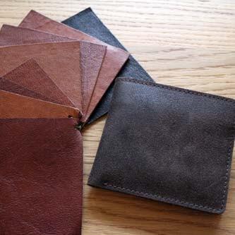 portfel męski mały