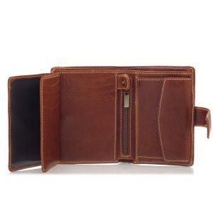 Rozkładany portfel męski
