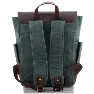 Plecak Vintage Płótno