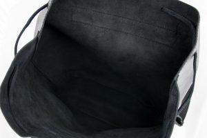 Skórzany Plecak Męski Vintage Czarny Outlander Z71 1